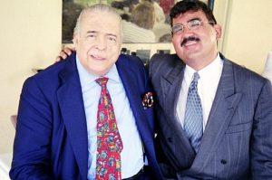 El jefe de mi papá, Dr. Rafael Tudela, fue otro de los instrumentos que Dios utilizó para que mi papá pudiera haber sido trasplantado.